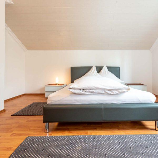 Apartementhaus Wolfgang Schlafzimmer