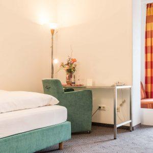 Hotel Bavaria Einzelzimmer