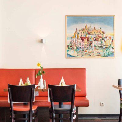 Hotel Bavaria Frühstück