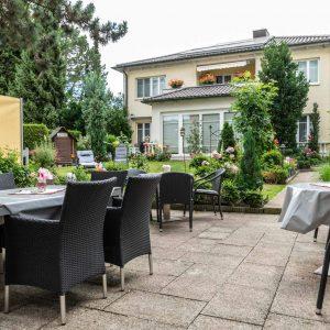Hotel Bavaria Garten